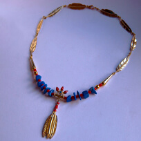 Spirit of the Three Fires story necklace