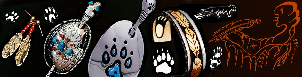 Clan jewelry banner